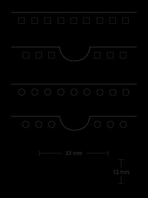 punching - pictogram